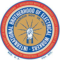 Lighthouse Electric | Associations | International Brotherhood of Electrical Workers
