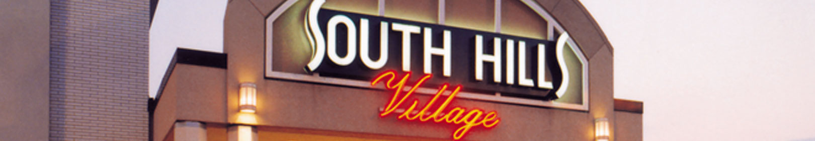 South hills village mall from the ground up south hills village