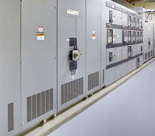 Lighthouse Electric   United Hospital   Survivability and Backup