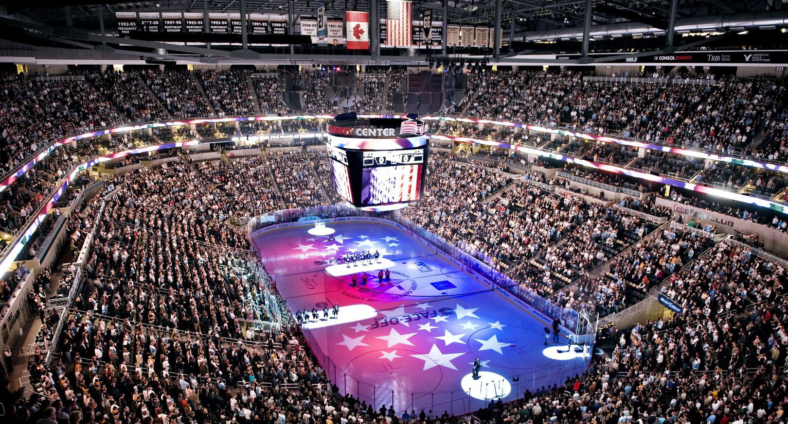 Lighthouse Electric | Slider | Consol Energy Center